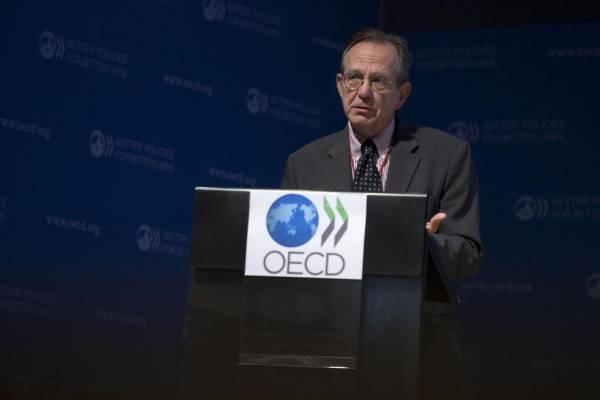 Pier Carlo Padoan nuovo ministro dell'Economia?