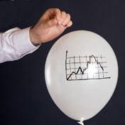 Indizi di bolla finanziaria in dirittura d'arrivo