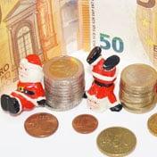 Tredicesime: 44,3 miliardi di euro in arrivo