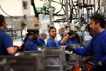 Occupazione dipendente +0,5% tendenziale, prosegue crescita