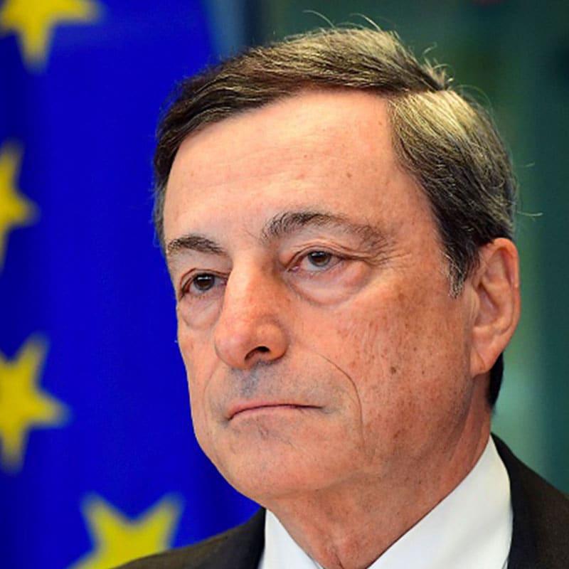 L'ultimo discorso di Draghi da capo della BCE