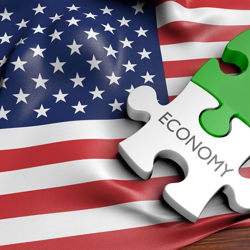 Macro Usa, balzo del Pil nel terzo trimestre 2020