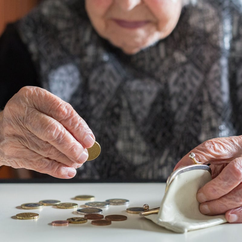 Arrivano le quattordicesime per i pensionati