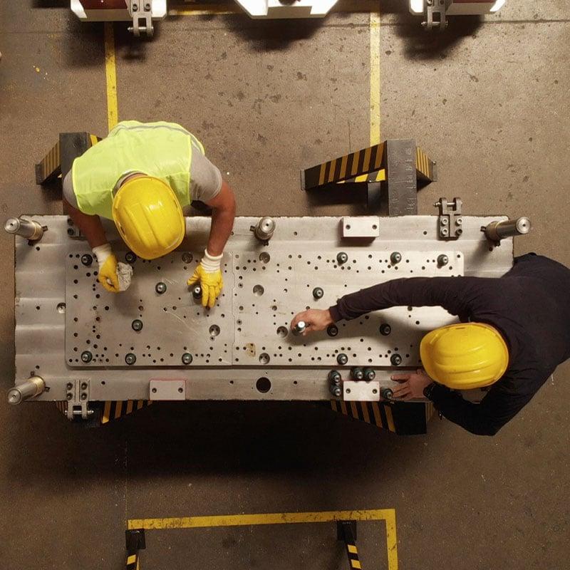Federmeccanica: in primi 8 mesi produzione metalmeccanica -19,8%