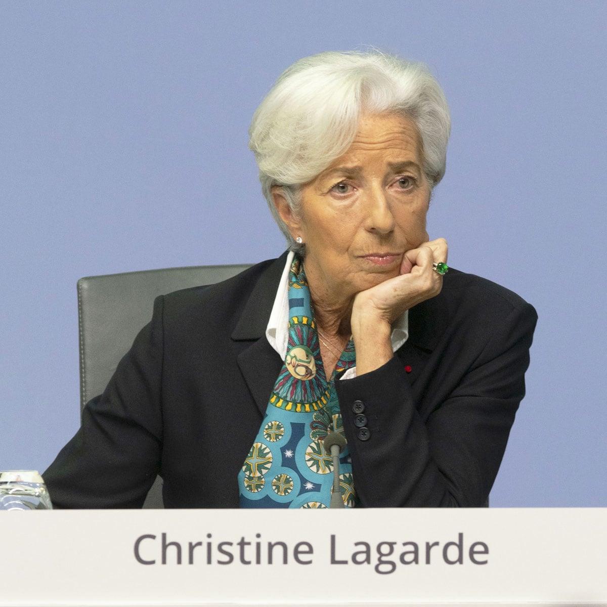 BCE, la diretta della conferenza di Christine Lagarde