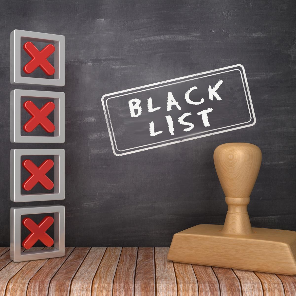 Black List Consob, l'aggiornamento di settembre 2021