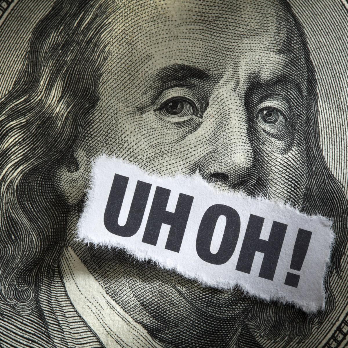 Gli errori da non fare con il proprio denaro, soprattutto in fase 2