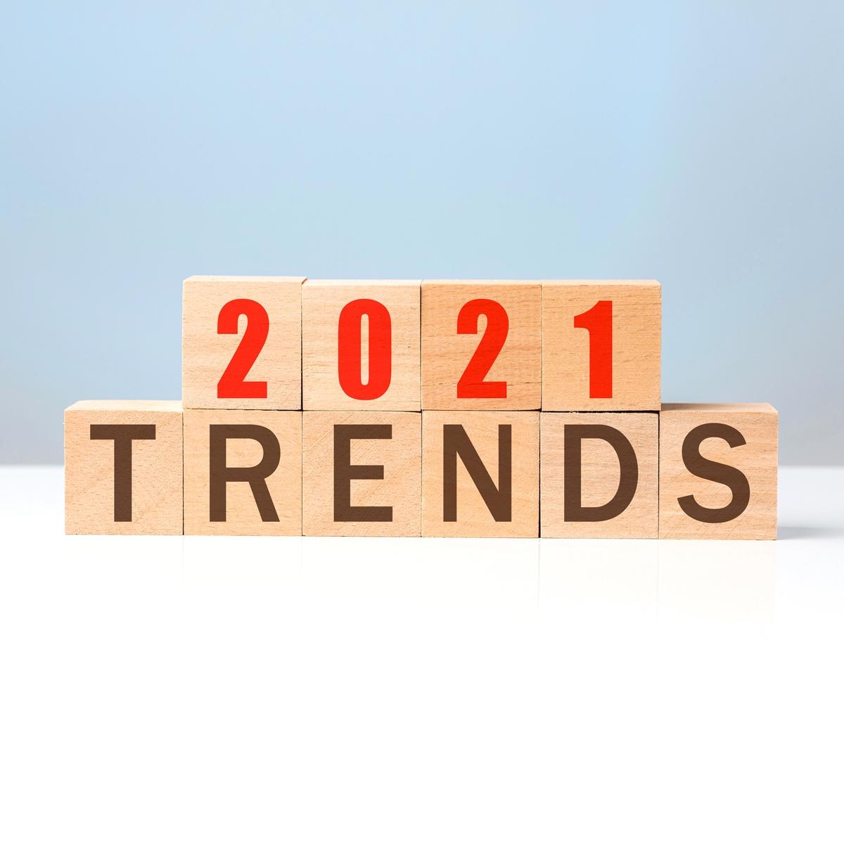 Cinque temi chiave per il 2021 (e come sfruttarli)